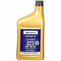 Synthetic 0W-20 Oil Qt