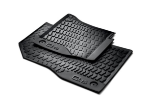 All Weather Floor Mats - Front