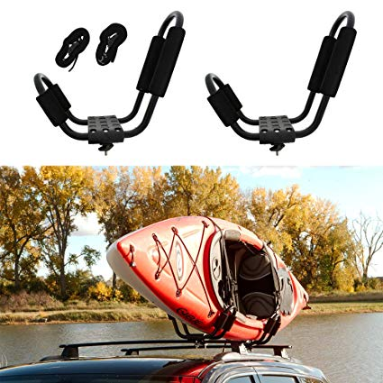 Thule Vertical Hull-A-Port Kayak Carrier