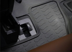 Q7 All Weather Floor Mats (Third Row)