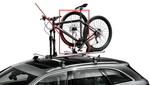 Front Wheel Holder for Fork Mount Bike Holder