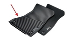 All-Weather Floor Mats - Front, Rear