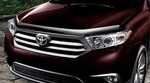 2011-2013 Toyota Highlander OEM Hood Protector