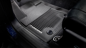 Tundra All Weather Tub Style Floor Mats (Crew Cab)