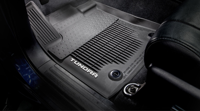 Tundra All Weather Tub Style Floor Mats (Crew Max)