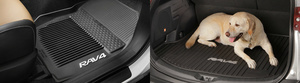 2016+ Rav4 All-Weather Floor and Trunk Mats Set