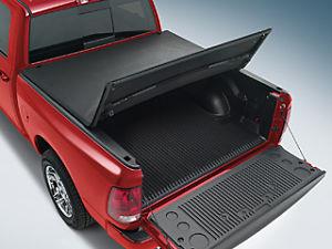 Folding - Black - Premium Fabric - Crew Cab