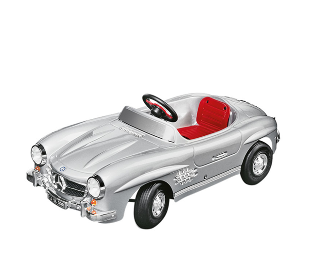 Classic 300 SL children's electric-powered car