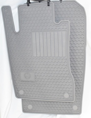 Floor Mats - All-Weather - Coupe - Grey