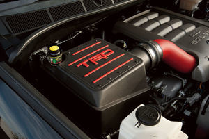 Trd Cold Air Intake System