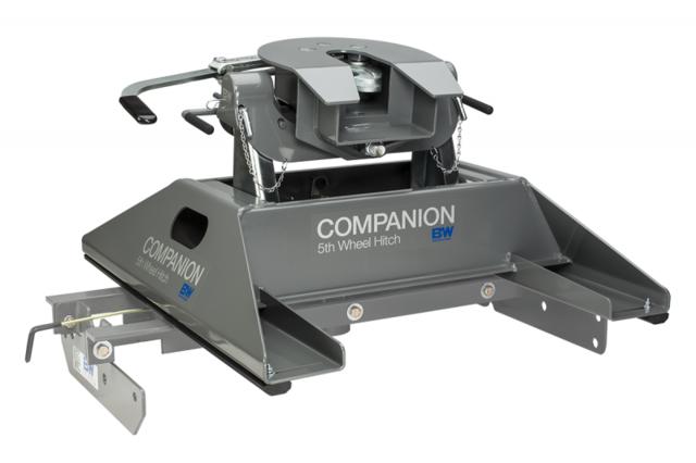 B&W Companion 5TH Wheel kit RAM 3500 13-18 8ft bed