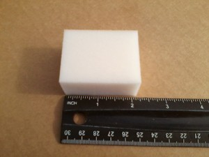 PCV sponge filter