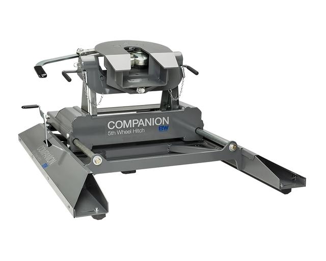 B&W 5TH WHEEL COMPANION SLIDER KIT 2013-2018 RAM 3500 Megacab/6.4ft BED