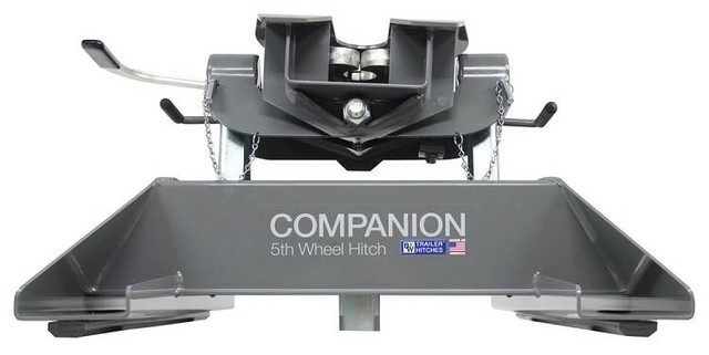 B&W Companion 5TH Wheel kit RAM 3500 13-18 8ft bed