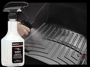 WeatherTech TechCare® FloorLiner and FloorMat Protector
