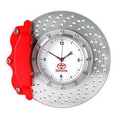 Toyota Brake Disc Clock