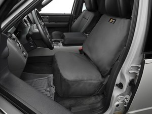 WeatherTech Seat Protector Bucket Seat Driver or Passenger Side Black