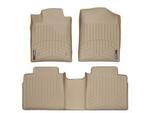Avalon WeatherTech Floor Liners 2005-2012 Model Tan Front & Rear Set