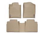 Avalon WeatherTech Floor Liners 2005-2012 Model Tan Front & Rear Set