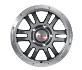 TRD 17-in. Forged Off-Road Beadlock-Style Wheel