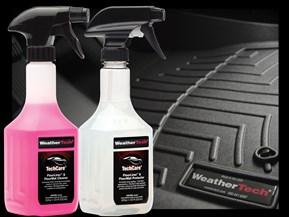 WeatherTech TechCare® FloorLiner and FloorMat Cleaner/Protector - KIT
