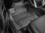 2013 - 2014 Toyota 4Runner Black Front FloorLiner