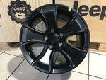 17-Inch Wheel - Jet Black