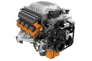 NEW IN PACKAGE GENUINE OEM MOPAR COMPLETE 6.2L HELLCAT HEMI ENGINE