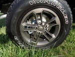 Wheel-Aluminum