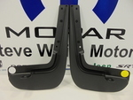 Deluxe Molded Splash Guards - Front