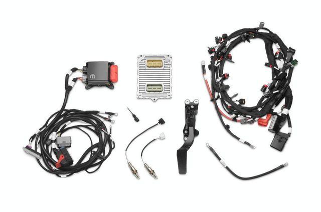 Hemi Crate Engine Kit - 5.7L