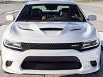15-19 Dodge Charger Hellcat New Functional Hood & Scoop Bezels Mopar Oem Factory