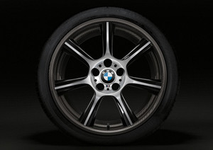 BMW M GTS Carbon Fiber Wheels