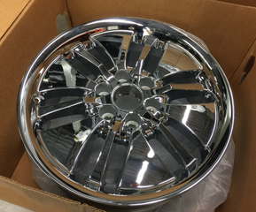 BLOW OUT PRICE!!!!   20 inch Wheel Set of 4, ONLY 1 SET AVAILABLE! FREE SHIPPING!!