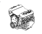 Remanufactured Engine