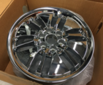 20 inch Wheel Set of 4, ONLY 2 SETS AVAILABLE! FREE SHIPPING!!