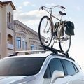 Roof-Mounted Big Mouth™ Bicycle Carrier in Black by Thule® - Associated Accessories