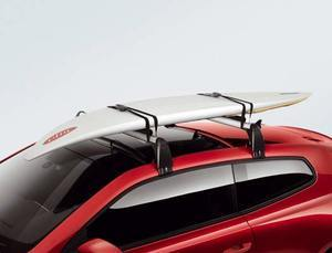 Surfboard Holder Carrier Kit with Straps