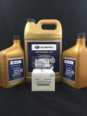 2015-2016 Subaru Impreza WRX Oil Change Kits