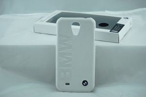 BMW HARDSHELL CASE FOR SAMSUNG GALAXY S4