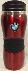 BMW RED TRAVEL MUG
