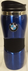 BMW BLUE TRAVEL MUG
