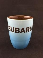Blue Subaru Mug