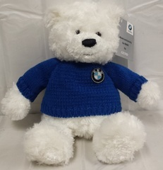 BMW PLUSH BEAR