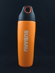 Orange Subaru Water Bottle