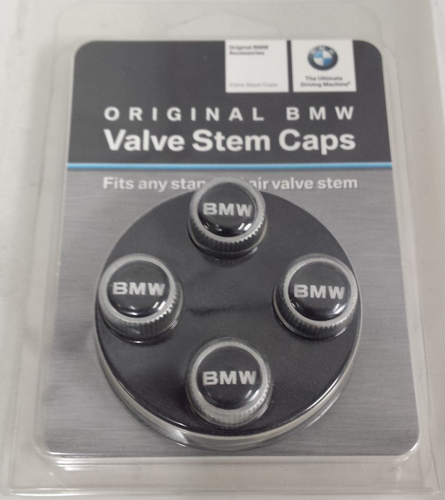 BMW Logo Valve Stem Caps