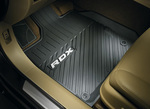 Floor Mats, All Season, Black