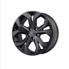 "(18"") 2013-2017 RDX BLACK ALLOY WHEEL"