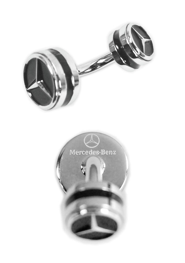 Mercedes-Benz Cufflinks
