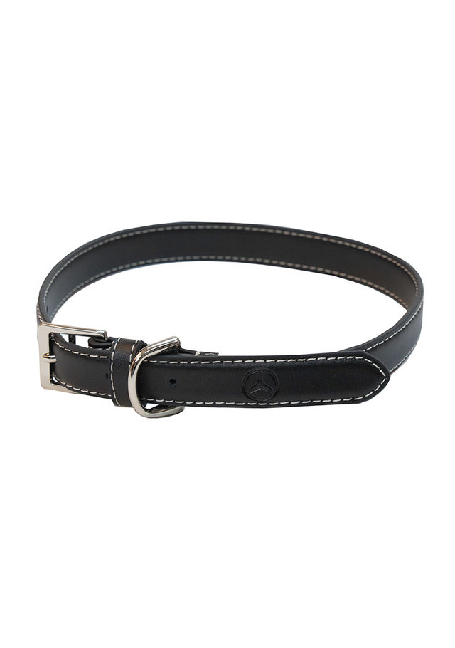 Medium Leather Pet Collar